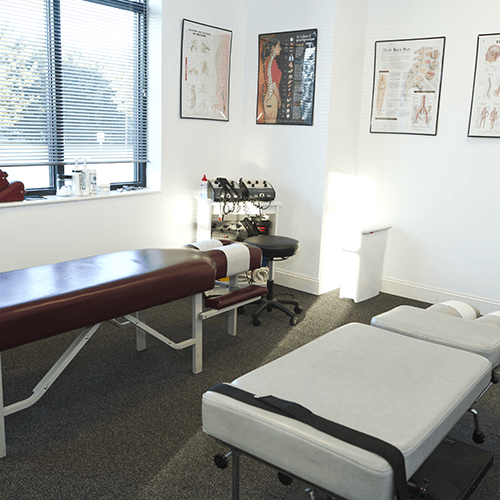 Maryland Chiropractic Room