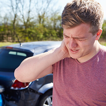 car whiplash personal injury